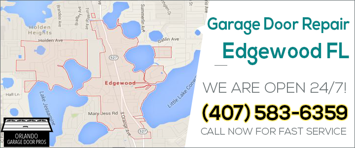 Garage door repair edgewood fl pro garage door service for Garage doors orlando fl
